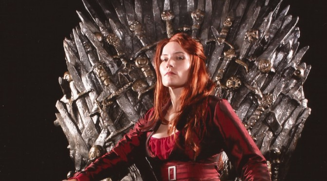 Jo phoenix Iron throne