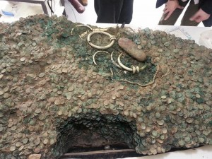 jersey coin hoard