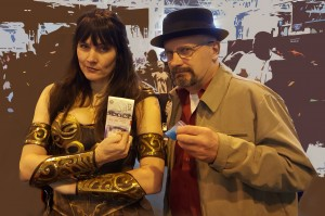 Xena meets Breaking Bad!