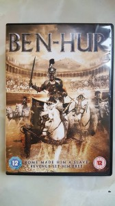 In the Name of Ben Hur dvd