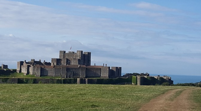 Dover Castle by Jo Marriott