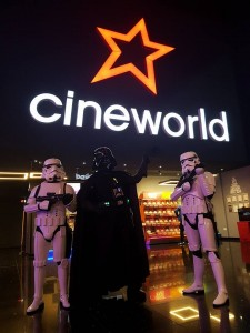 Jo Cineworld