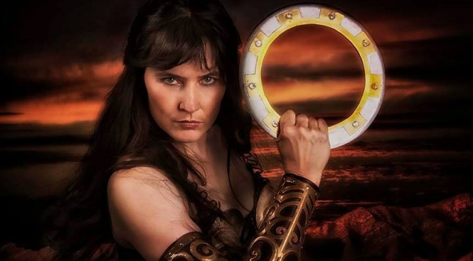 Jo Marriott Xena by Nicole Klein