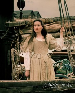 jo as Mary Reed Gloucester