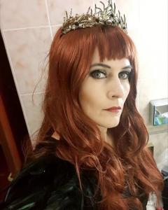 Jo as Evil Queen