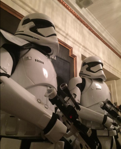electric cinema stormtroopers
